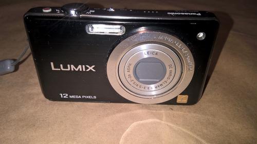 camara digital panasonic lumix  dmc fs15