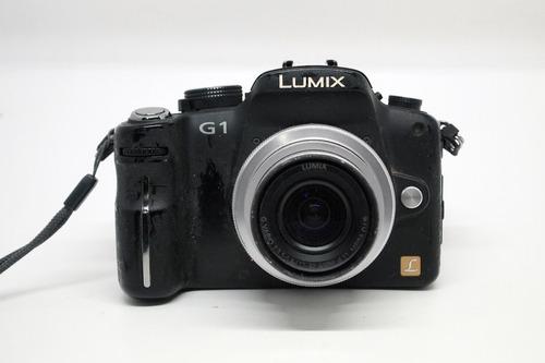 camara digital panasonic lumix g1 (sin lente)