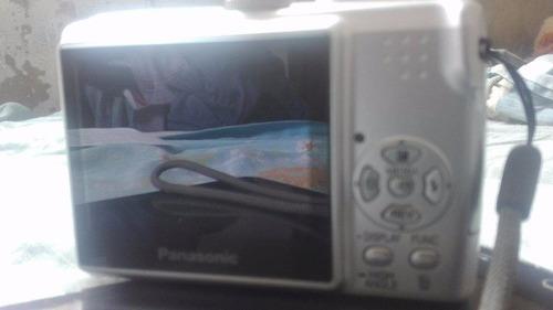 camara digital panasonic megapixeles