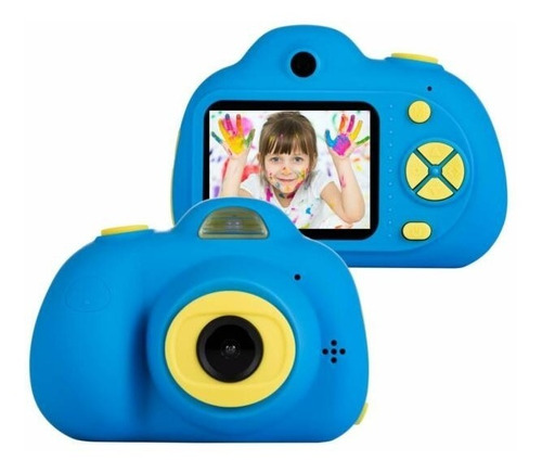 camara digital para niños entrega inmediata