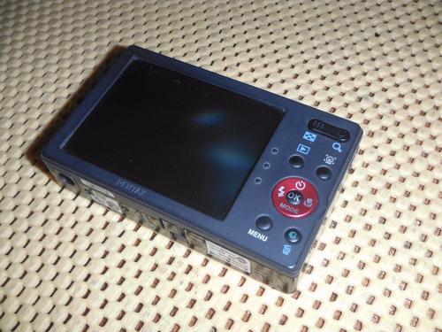 camara digital pentax 14 mgpx rs1000 con sd de 16gb