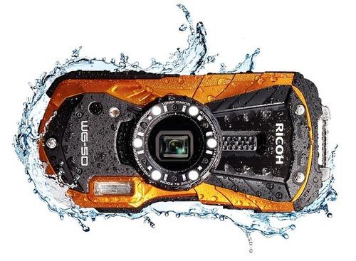 cámara digital pentax