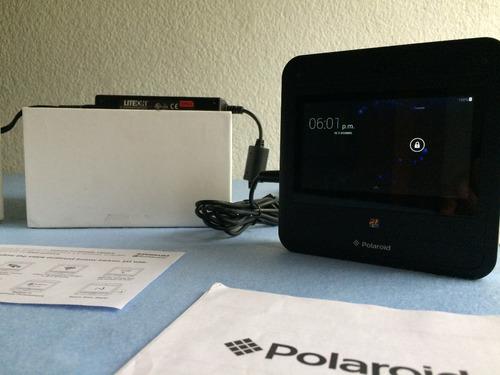 cámara digital polaroid