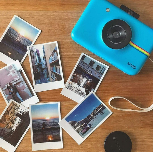 camara digital polaroid instant