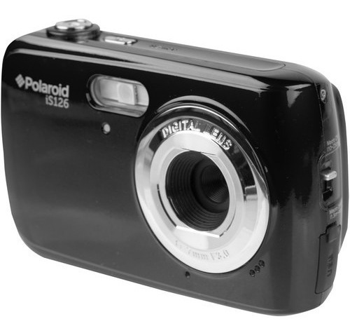 camara digital polaroid is126 16mp zoom 4x + sd 16gb sandisk