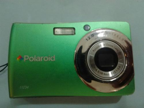 camara digital polaroid mod. 1234 pantalla dual,8 en memoria