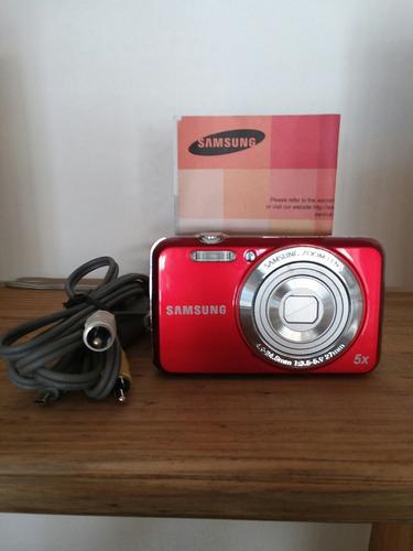 cámara digital samsung 12 mp, 5x.