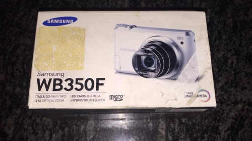 camara digital samsung 16.3mp 21xzoom 23m/lens wifi semiprof