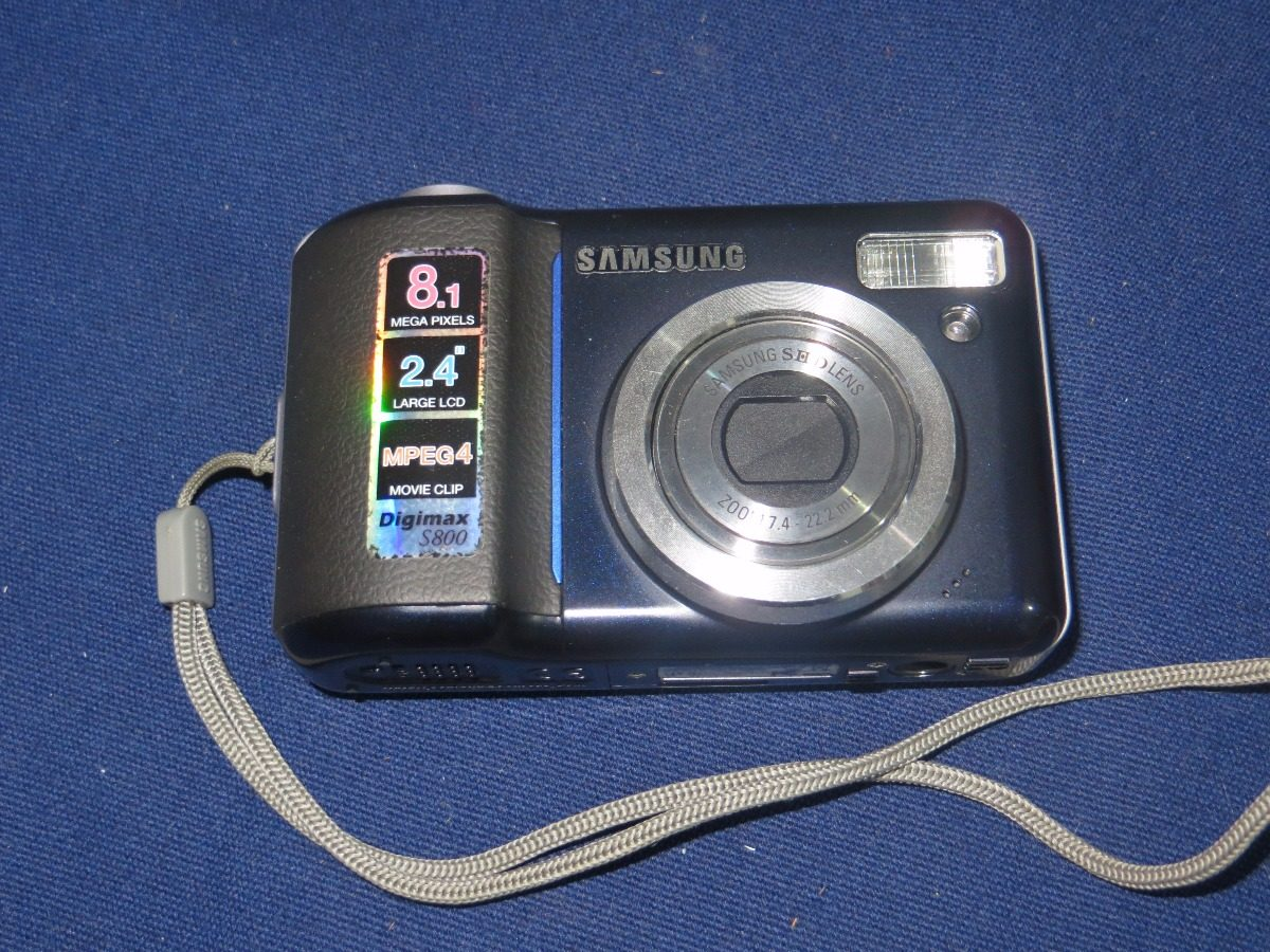 DRIVER FOR SAMSUNG DIGIMAX S800