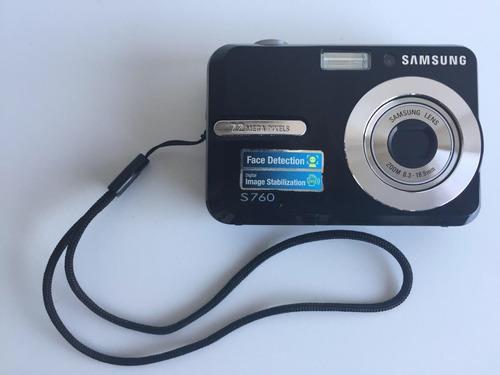 cámara digital samsung s760