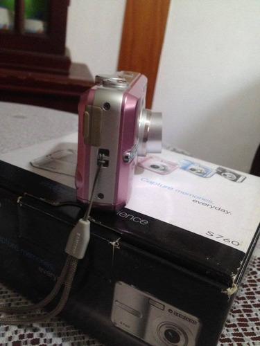 cámara digital samsung s760 reparar o repuesto