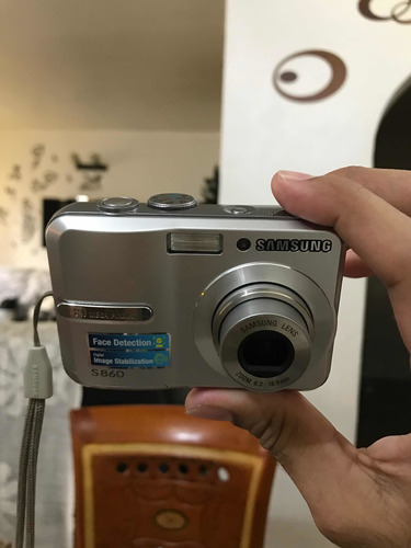 cámara digital samsung s860 20vds