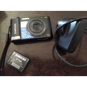 Cámara Digital Samsung St64 Como Nueva Poco Uso Impecable!!!