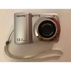Camara Digital Sanyo S122 - Como Nueva!