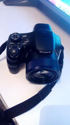 cámara digital semiprofesional sony dsc-hx350