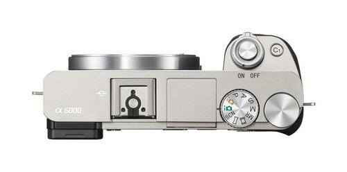 cámara digital sin espejo sony alpha a6000 - solo cuerpo (pl