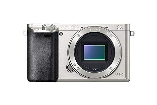cámara digital sony alpha a6000 mirrorless cámara slr de 24.