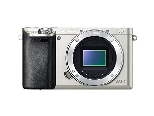 camara digital sony alpha a6000 mirrorless digital camera -