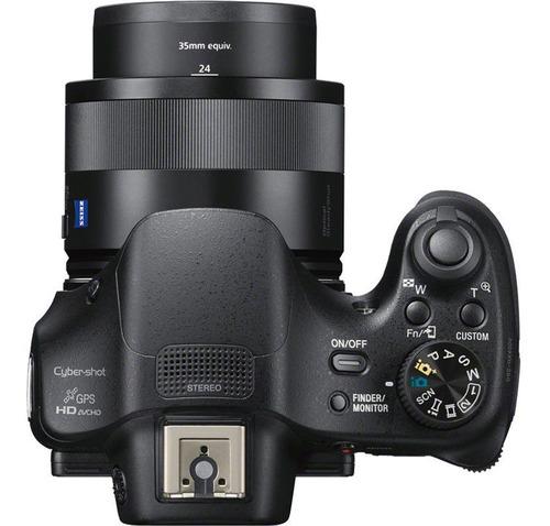 cámara digital sony compacta hx400v con zoom óptico de 50x
