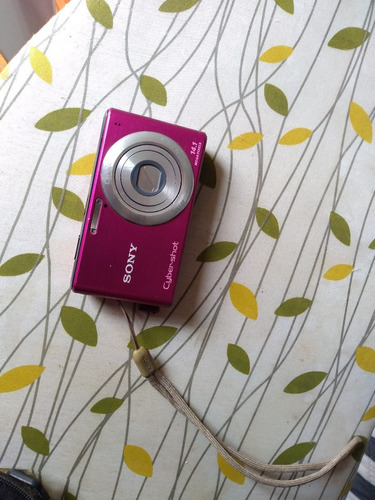 cámara digital sony cyber-shot 14.1