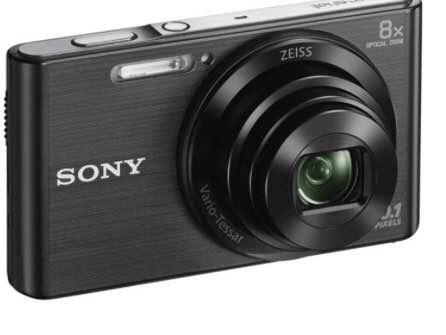 cámara digital sony cyber-shot 20mp