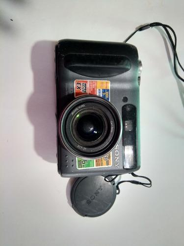 camara digital sony cyber-shot 4.1 megapixeles usado