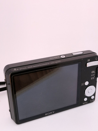 camara digital sony cyber-shot dsc-w560 14.1 mp con carl