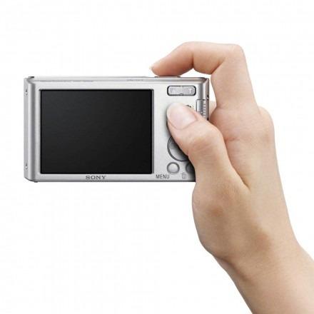 camara digital sony cyber shots dsc-w830 20mp / 8x / hd