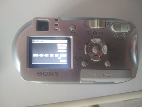 cámara digital sony cybershot dsc-p41