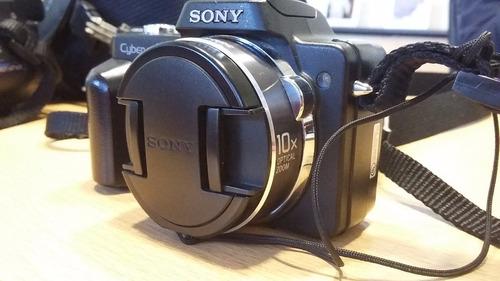 cámara digital sony cybershot h3
