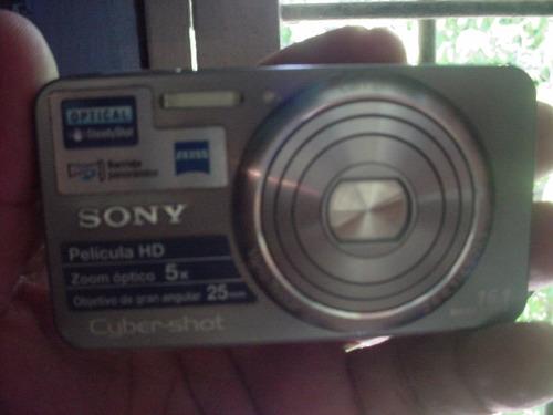 camara digital sony dcs-w570 5x 16.1 megapixel