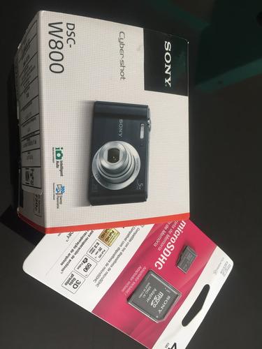 cámara digital sony dsc-w800
