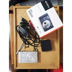 Cámara Digital Sony Dsc-w800 Un Solo Uso.