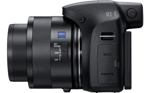 camara digital sony hx350 21.1mp 50x zoom full hd wi-fi nfc