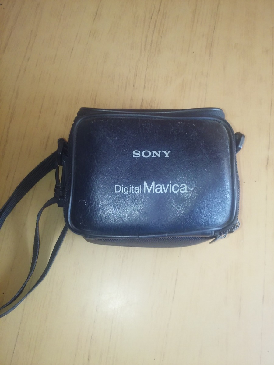 Camara Digital Sony, Mavica Mvc- Fd92 Mpegmovie, Japon - $ 6 500,00
