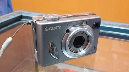 cámara digital sony para repuesto y lentes