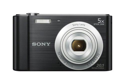 cámara digital sony w800 cybershot 20.1, 5x zoom - comprotas
