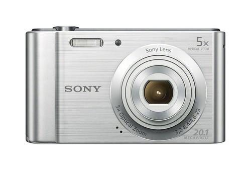 cámara digital sony w800/b 20 mp