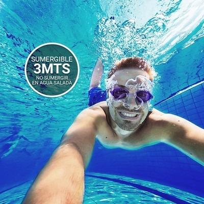 camara digital sumergible gadnic 24mp 2.7 doble lcd selfie