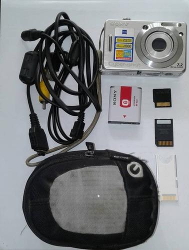 camara digital sy cyht  7.2 megapixel