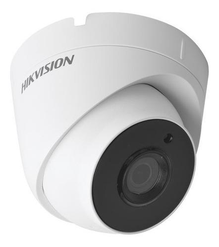 cámara domo 3mp 40 mts ir 2.8mm 84° exterior ds-2ce56f1t-it3