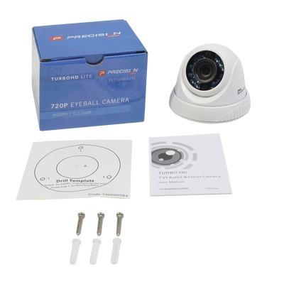 cámara domo eyeball turbohd lite 720p pe7-turbo-lite cctv
