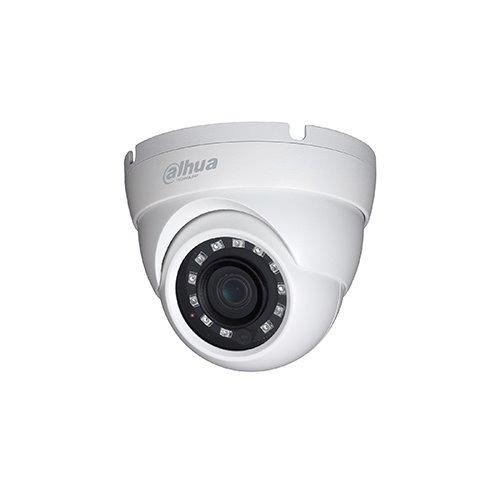 cámara domo hdcvi 4 mega pixeles dahua hdaw2401m36