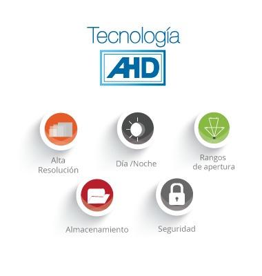 camara domo turbo ahd 1.0 megapixel 720p