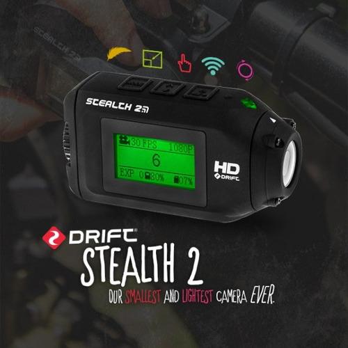 camara drift stealth 2 hd acción profesional fullhd video