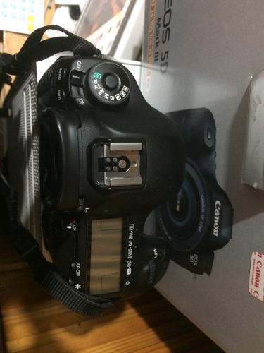 cámara dslr canon 5d mark iii video fullhd