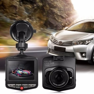 camara dvr carro 32gb full hd 1080p ir led recargable sensor