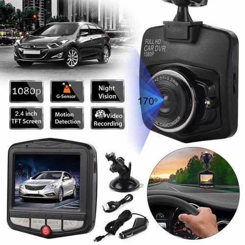 camara dvr carro 32gb full hd 1080p ir led recargable sensor
