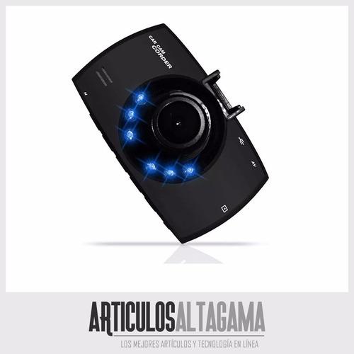 cámara dvr para carro hd visión nocturna pantalla 2.7