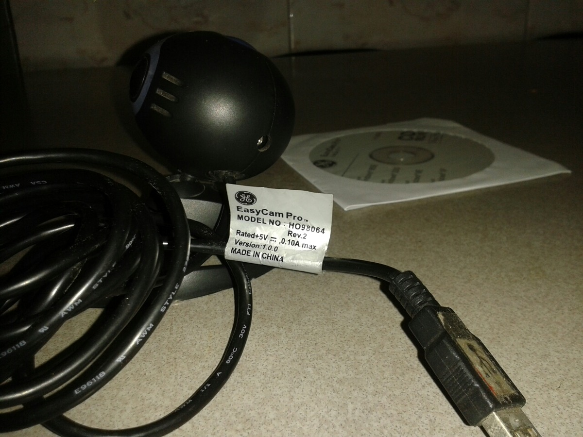 GENERAL ELECTRIC EASYCAM PRO MODEL.HO98064 DRIVER FOR WINDOWS